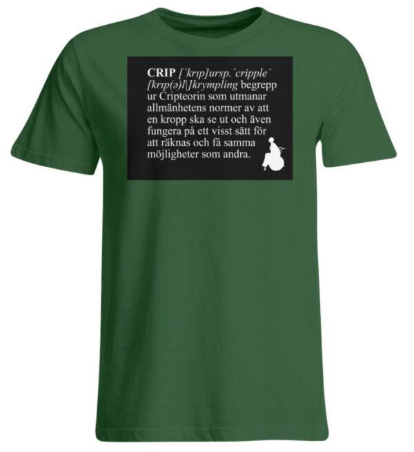 CRIP - The word - Übergrößenshirt-833