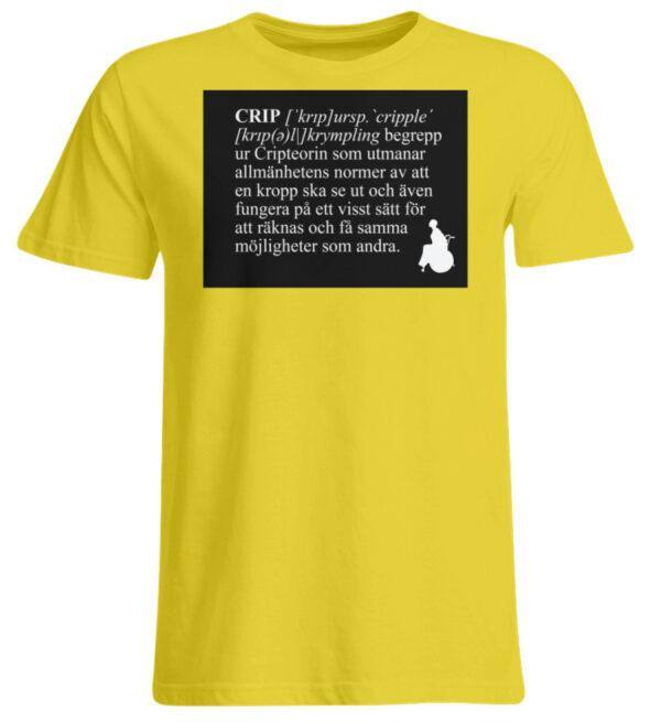 CRIP - The word - Übergrößenshirt-1102