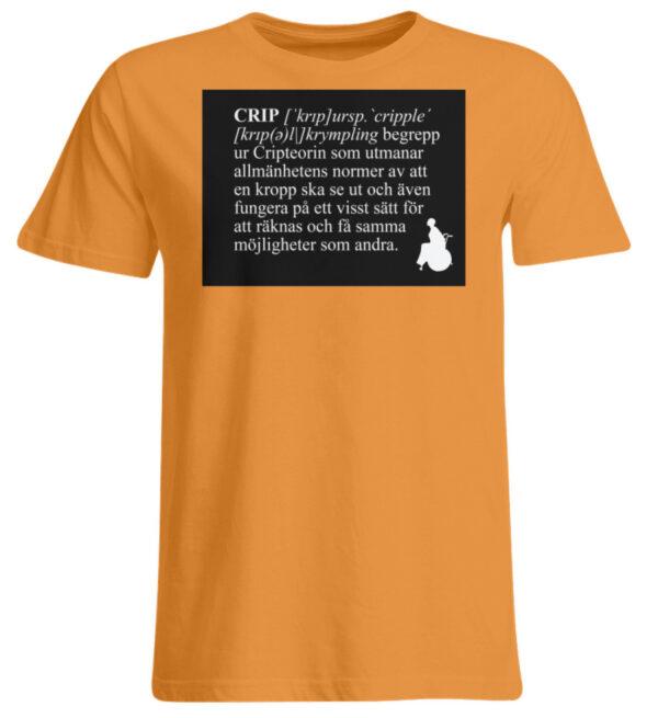 CRIP - The word - Übergrößenshirt-20