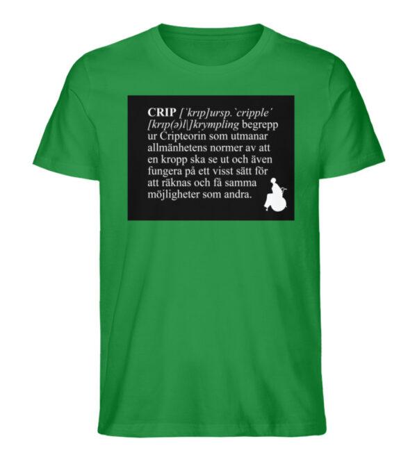 CRIP - The word - Men Premium Organic Shirt-6890